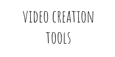 Video Creation Tool